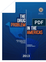 The Drug Problem in the Americas