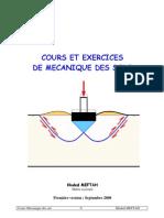 55391889 Cours Et Exercices Mecenique Des Sols