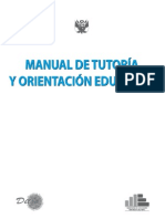 Manual de Tutoria y Orientacion Educativa