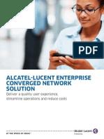 2011082795 Converged Network Solution en Brochure