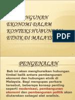 Modenisasi Dan Pembangunan Ekonomi