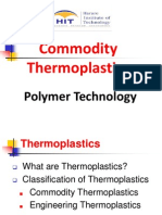 Commodity Thermoplastics