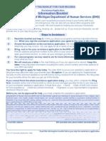 Medicaid Disability Application
