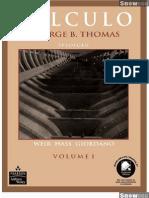 Livro - Cálculo - Volume 1 - 11 Edição - George B. Thomas