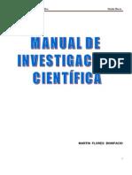 Manual INVESTIGACIÓN PARA ALUMNOS