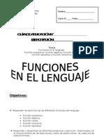 Guia Ejercicios Funciones en El Lenguaje 2010