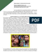 LOS GRUPOS ORIGINARIOS Y DEMÁS ETNIAS EN PANAMÁ