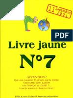 LIVRE JAUNE N°7 - Complet