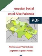 El Bienestar Social en El Alto Palancia