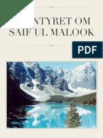 Saif ul malook på dansk