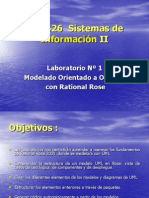 Laboratorio 1 Sistemas de Informacion 2