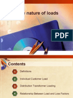 Distribution System Modeling and Analysis - The Nature of Loads