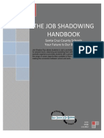Job Shadow Handbook
