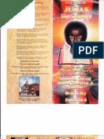 Judas the Betrayer 6 33 AD by Dr Malachi York
