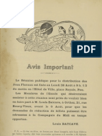 Reclams de Biarn e Gascounhe. - Aoust 1912 - N°8 (16e Anade)