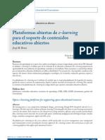 Plataformas abiertas de e-learning, Boneu.pdf