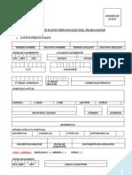 Fichas de Datos Trabajadores