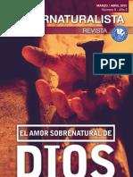 Supernaturalista Revista Marzo Abril 2013