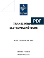 Apostila_Curso_Transitórios Eletromagnéticos