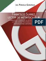 DFLFC Francisco Suarez Lector de Metafisica