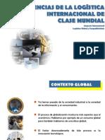 Tendencias Logisticas Internacionales de Clase Mundial