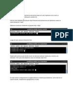 Configuracion de Servidor Web Centos