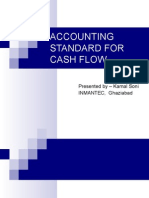 Accounting Standard for Cash Flow