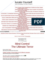 Strahlenfolter - Mind Control - The Ultimate Terror - Educate_yourself_org_mc
