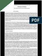 Strahlenfolter - Robert Walter Seit 2012 in Der Psychiatrie - Beschreibung Seines Dissertationsprojekts (2004)