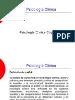 Psicología Clinica Perspectiva Cognitiva
