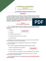CONSTITUIÇÃO - DOS PRINCIPIOS FUNDAMENTAIS_59 TESTES_28_01_2012