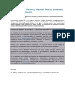 Micotoxinas en Piensos y Materias Primas