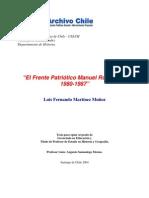 fpmr 1980 - 1987
