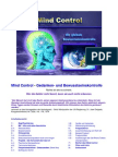 Thorsten Falk - Mind Control - Gedanken- Und Bewusstseinskontrolle - MInd Control