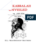 Mathers-The Kabbalah Unveiled