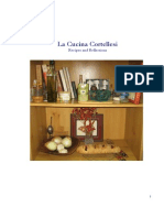 La Cucina Cortellesi - Recipes and Reflections