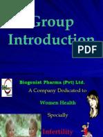 Company Introduction Marketing Plan OfHCG & HMG