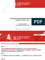 João Canavilhas - 12 ENPJ