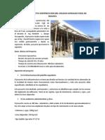 Visita Al Proyecto Construccion Del Colegio Gonzales Vigil de Huanta