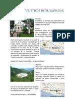 Jm - Lugares Turisticos de El Salvador