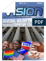 CNY Vision Week of May 23 - 29, 2013