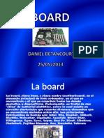la board