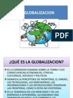 La Globalizacion e Integracion Economica