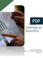 04 Tablas Dinamicas en Excel 2010