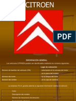 Area Citroen Curso 2007