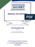 6 - Corrente Russa - Manual Do Aparelho - Bioset