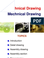 Assembly drawing tutorial