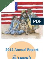 Children's Law Center 2012 Annual Report