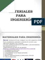 Ingenieria de Materiales (Vidrios Polimeros y Ceramicos