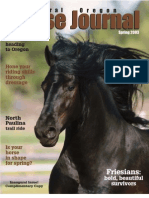 Matts Story (Oregon Horse Journal 2003) Pam Fournier Bend